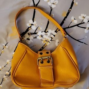 Orange Tommy Hilfiger purse
